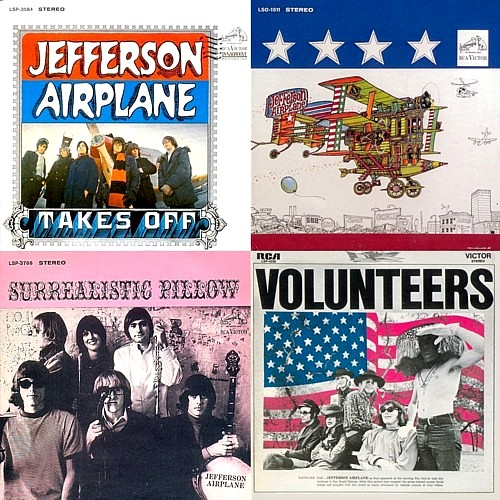 Jefferson Airplane Collection