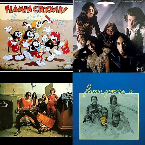The Flamin Groovies Collection